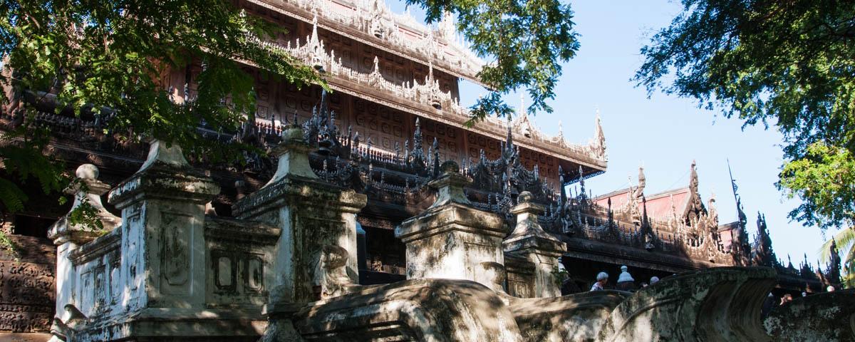 Myanmar-Mandalay-Shwe_Nan_Daw_Monastery