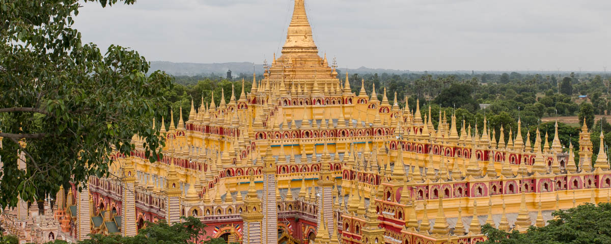 Myanmar-Monywa-Than_Boddhay_Pagoda-Exterior