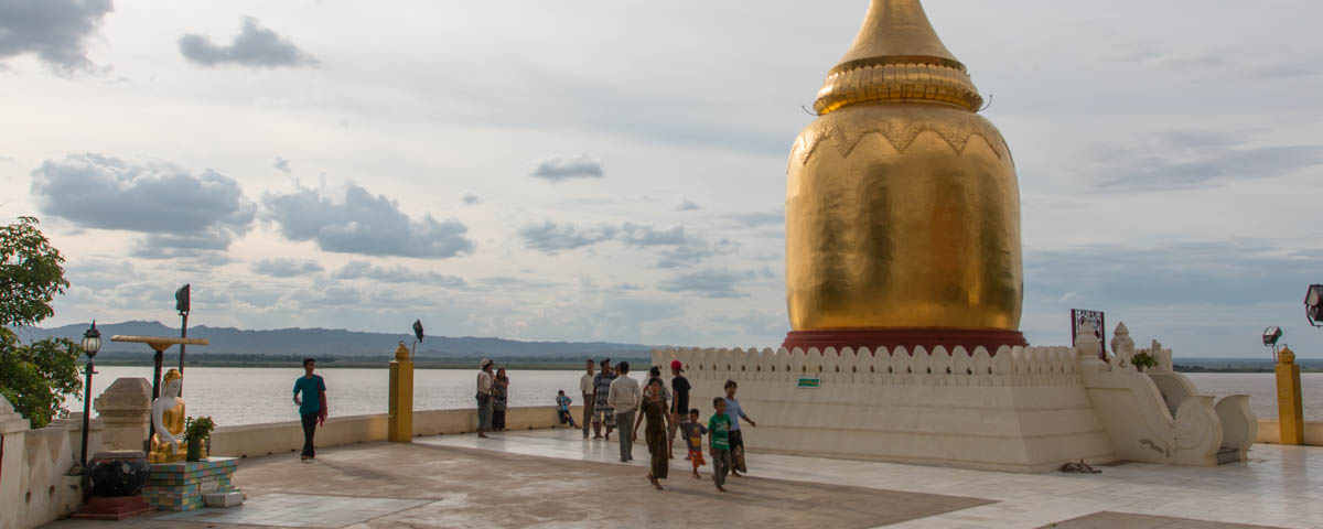 Myanmar-Bagan-Bu_Pagoda