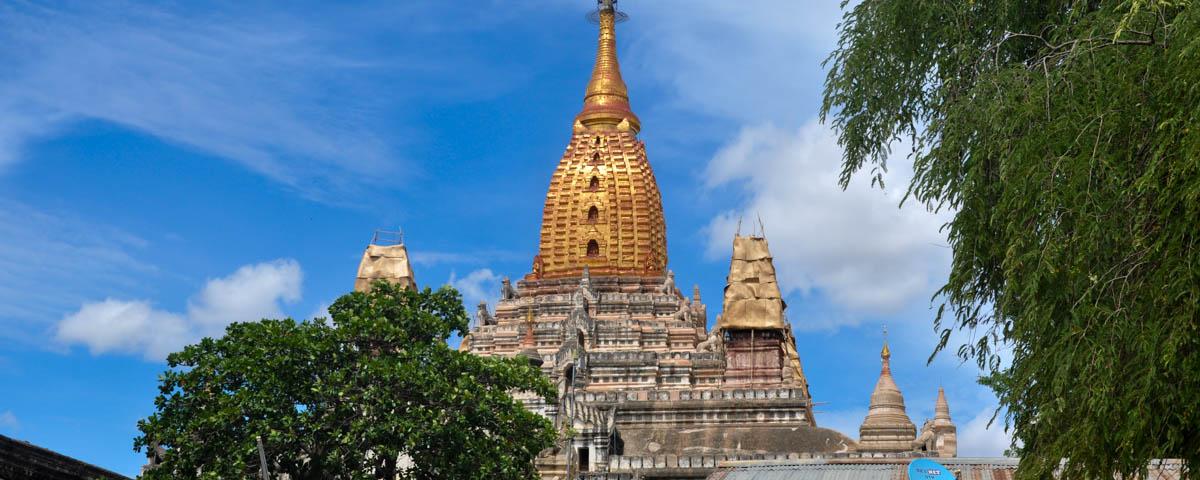 Myanmar - Bagan - Ananda Temple
